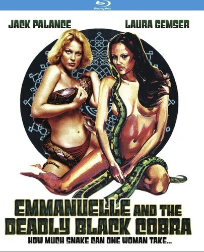 Emmanuelle and the Deadly Black Cobra aka Black Cobra Woman [Blu-ray]