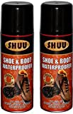 Shoe & Boot Waterproof Spray for Fabric Leather Shoes Camping Fishing Hiking (2) by Wilson_Direct