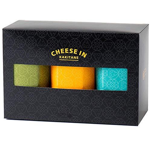 かきたねキッチン チーズinかきたね 柿の種 かきのたね 柿ピー 64g(8袋)入 3個セット | オリジナル 贅沢 小袋 贈り物
