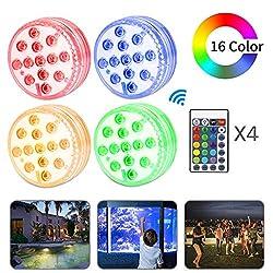 Etmury-Unterwasser-Licht-Aquarium-Led-Beleuchtung-Neues-Design-13-LED-Farbwechsel-IP68-Wasserdichtes-Licht-fr-SchwimmbadBadezimmerBrunnenAquariumVase-Base-Weihnachten-4-Stck