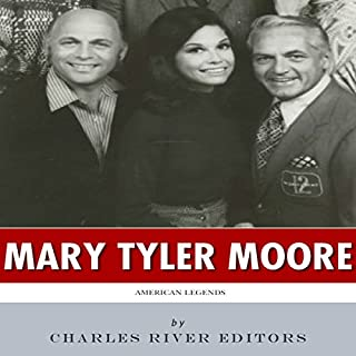 American Legends: The Life of Mary Tyler Moore audiobook cover art
