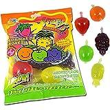 Din Don JU-C Jelly TikTok Candy 12.6oz (360g), 9 pieces X 40g