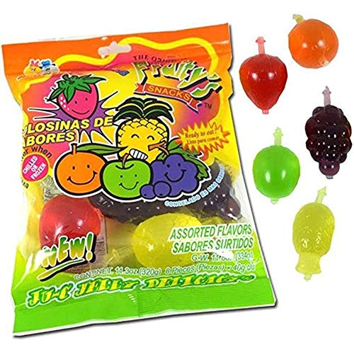 Jelly Fruit Candy Caramelle di gelatina alla frutta famose su Tik Tok Challenge Hit Or Miss