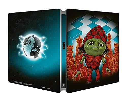 Blu-Ray - Men In Black International (4K Uhd+Blu-Ray) (Steelbook) (1 BLU-RAY)