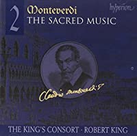 Monteverdi: Sacred Music Vol.2 by The King'S Consort (2004-11-09)