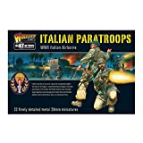 Italian Paratroops - Warlord Games - Bolt Action