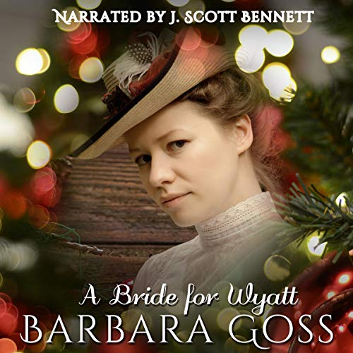 A Bride for Wyatt audiobook cover art