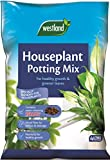 Westland Houseplant Potting Compost Mix and Enriched with Seramis, 4 L