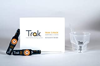 Trak At Home Male Fertility Sperm Test Refill Kit with 2 Tests (HSA/FSA Approved)