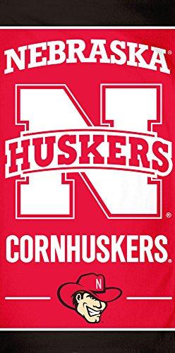 McArthur Nebraska Cornhuskers NCAA 30x 60cm Toalla de...