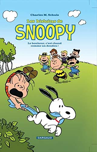 Histoires de Snoopy (Les) - tome 1 - Le bonheur, c'est chaud comme un doudou (1)