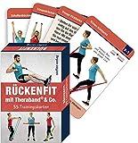 Trainingskarten: Rückenfit mit TheraBand® & Co.: 55 Trainingskarten (Trainingsreihe von Ronald Thomschke)