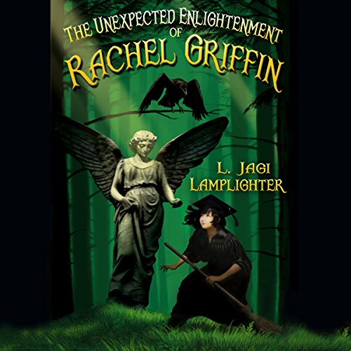The Unexpected Enlightenment of Rachel Griffin audiobook cover art