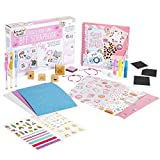 KreativeKraft Kit de Manualidades para Niños Scrapbooking, Incluye...