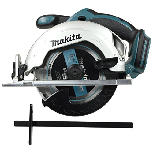 Makita XSS02Z 18V LXT Lithium-Ion Cordless Circular Saw, 6-1/2-Inch, Tool Only