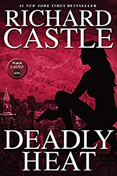 Paperback Nikki Heat Book Five - Deadly Heat: (Castle) Book