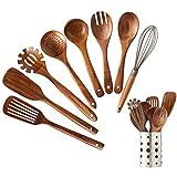10 Best Wooden Kitchen Spoon Sets