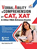 Verbal Ability & Comprehension for CAT, XAT & other MBA Entrance Exams 4th Edition
