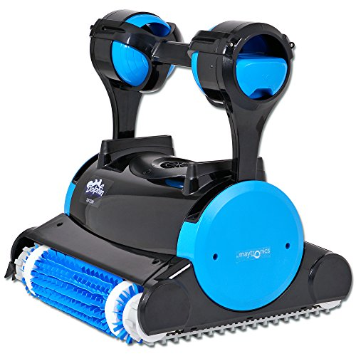 Dolphin 99996356 Dolphin Triton Robotic Pool Cleaner with Caddy Swivel...