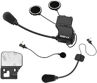 セナ(SENA) SC-A0315 《 20S/20S EVO/ 30K 各モデル対応》 ユニバーサル ヘルメット クランプ キット (マイク付) [並行輸入品]