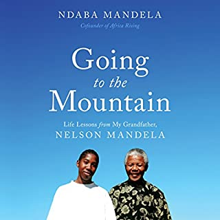 Going to the Mountain audiobook cover art