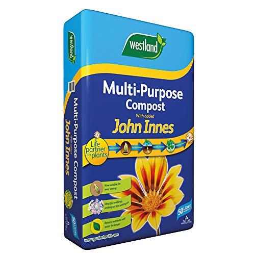 Westland 50L Multi-Purpose Compost with John Innes, Brow