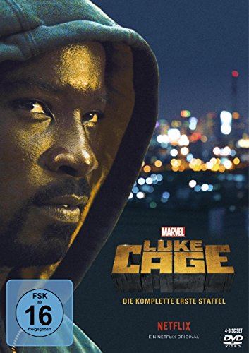 Marvel's Luke Cage - Staffel 1 (4 DVDs)