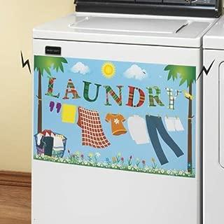MSR Washing Machine and Dryer Magnet