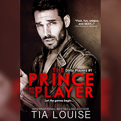 The Prince & the Player audiobook cover art
