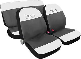 color gris y negro Lupex Shop Fundas para asiento de coche