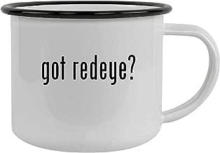 got redeye? - 12oz Stainless Steel Camping Mug, Black