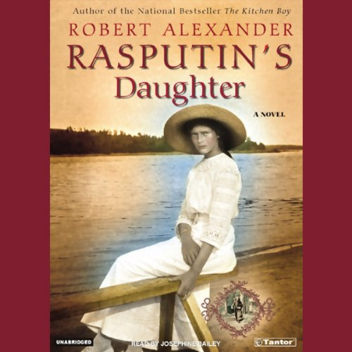 Rasputin's Daughter  audiobook cover art