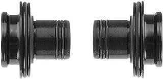 Novatec 平衡套管 D791sb/a 适用于 12 Mm Vr 插座轴,黑色,均码