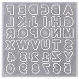 パジコ レジン型 ソフトモールド アルファベット 日本製 404117