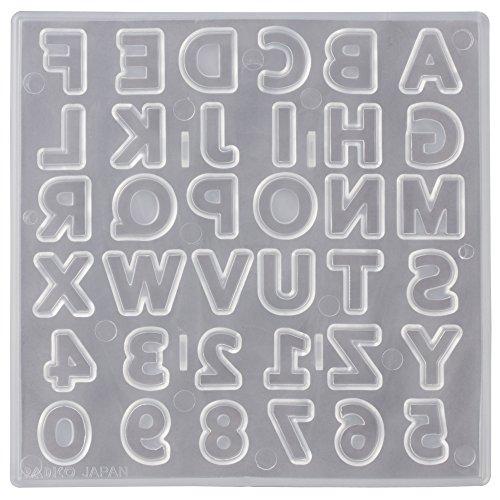 Padico moule souple alphabet 404 117 (japan import)
