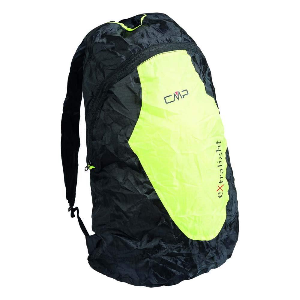 CMP Packable Rucksack, Nero, U