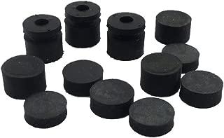 Jim Dunlop ECB124 3 x 4 mm Grommets - 12 Set