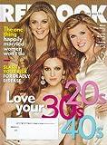 Redbook October 2009 Alicia Silverstone, Connie Britton, and Ashlee Simpson (Love Your 20s, 30s, 40s, Vol. 213 No. 4)