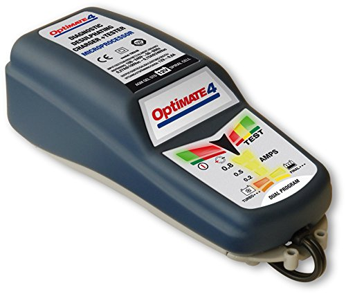 Optimate 4 TM246 : Chargeur moto compatible avec Canbus 12V/1A