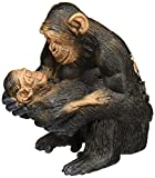Schleich - Figura chimpancé Hembra con cría (14679)