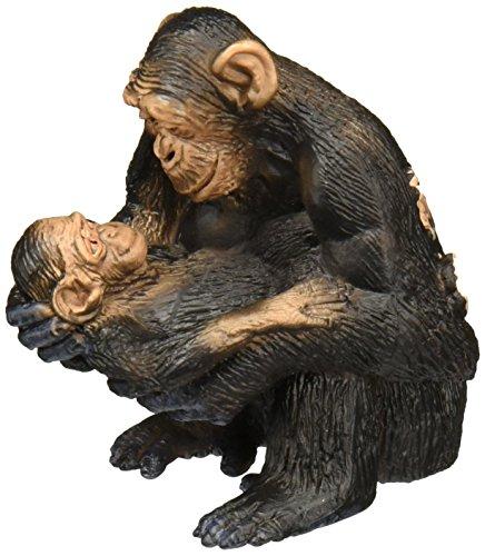 Schleich 14679 - Schimpansen-Weibchen mit Baby