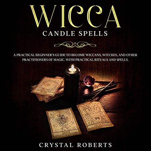 Wicca Candle Spells  By  cover art