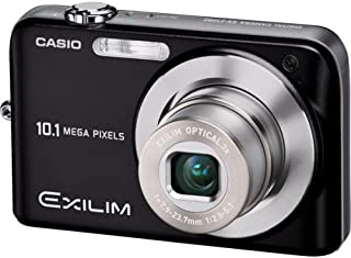 Casio Exilim EX-Z1080 10MP Digital Camera with 3x Anti-Shake Optical Zoom (Black)