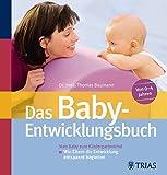 Das Baby-Entwicklungsbuch: Vom Baby zum Kindergartenkind - Wie Eltern die Entwicklung entspannt begleiten