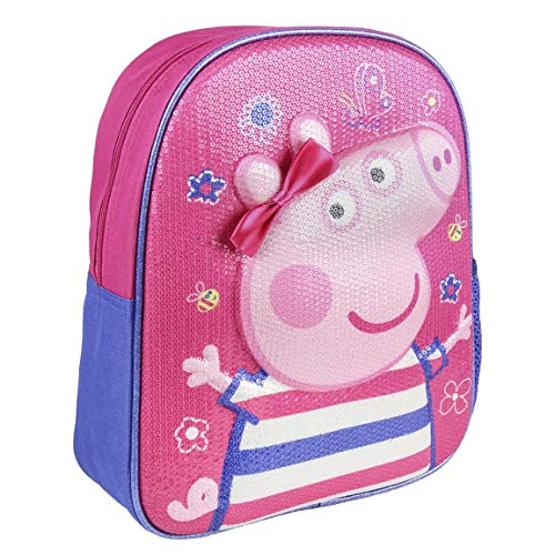CERDÁ LIFE S LITTLE MOMENTS MOCHILA INFANTIL 3D PEPPA PIG