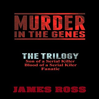 Murder in the Genes: The Trilogy cover art