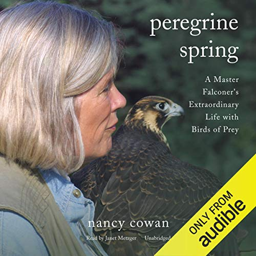 Peregrine Spring audiobook cover art