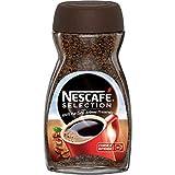 Nescafé Sélection, Café Soluble, Flacon de 100g - Lot de 4 Flacons