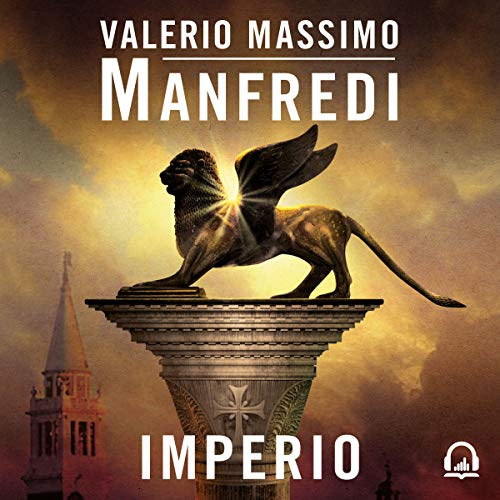 Imperio [Empire] audiobook cover art