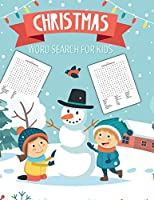 Christmas World Search For Kids: Puzzle Book - Holiday Fun For Adults and Kids - Activities Crafts - Games